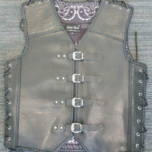 Leather vests for sale nz pala investments assets under management